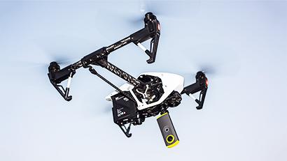 Twin搭配无人机使用教程